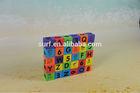 30*25*5cm EVA foam building block light toy