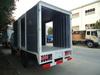 JMC crew cab truck van,4x2 light van truck