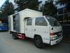 JMC 4x2 truck van, crew cab JMC truck van