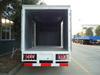JMC mini cargo van truck,4x2 light van truck