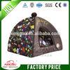fabric folding pet tent foam pet house