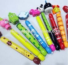 promotional new design cute cartoon shape ballpoint pen