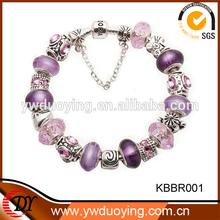 Brazil 2014 Wholesale Exalted Purple Bracelet New Arrival Bracelet
