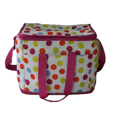 100% eco recycled picnic cooler bag