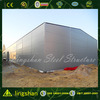 ISO prefabricated light steel structure warehouse building