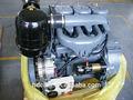 Deutz dos cilindros Motor F3L912 y piezas de repuesto