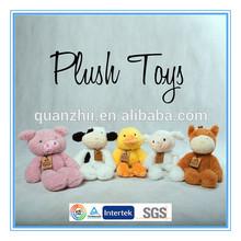 Custom animal plush toys for crane machines