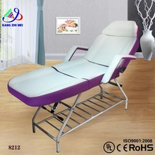 Beautiful wedding bed sheet/facial bed massage table/cosmetic beauty bed KM-8212