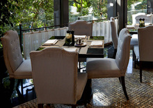 Latest Malaysia Hotel Dining Tables and Chairs