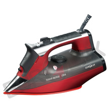 2200W titanium soleplate burst & vertical steam iron