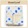 2014 nuevos productos de impresión bebé manta de franela