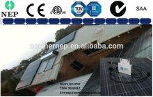 input 22v-60v 250W similar Enphase for USA& Europe on grid tied Pv Solar Micor-inverter