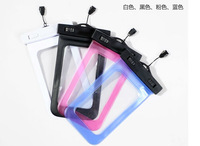 PVC Waterproof Phone Case Underwater Phone Bag For Samsung galaxy S5 S3 S4 For iphone 4 4S 5 5S 5C All mobile Phone Watch ect