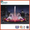 Outdoor Water Fountain Design