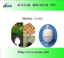 Nature Plant extracts Matrines 98% sophora flavescens ait extract matrine