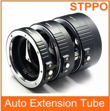 stppo de enfoque automático tubo de extensión macro para canon eos 5d ii 7d 600d 550d