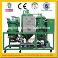 Alta configuración de residuos de aceite del motor Motor de Base de Aceite Vegetal Refinaría