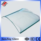 Solar tempered glass price clear sheet glass