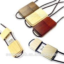 Bulk wood crystal usb flash drive skin for China production