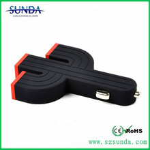 Alibaba express 4.2A mini car charger CE/FCC/ROHS
