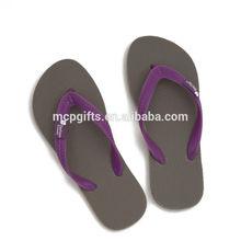 blank beach flip flops