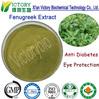 pure natural fenugreek extract (4-hydroxyisoleucine)