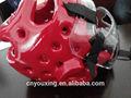 分離可能な高品質ヘッドギア、 フェイスガード付きヘルメット