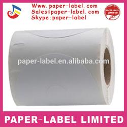 """Dymo Compatible 30886 - 1-1/4"""" Diameter CD/DVD Core Labels"""