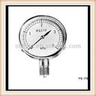 medical oxygen pressure gauge