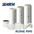 ISO/BS/AS/NZS/ASTM tubería estándar de PVC económica