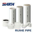 ISO/BS/AS/NZS/ASTM standard cheap pvc pipe
