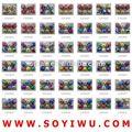 Instock jeu& freesamples& paille, décoration de noël faits à la main du marché de yiwu pour noël