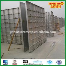 aluminum formwork concrete system