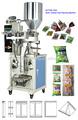 Grain Vertical máquina de embalagem automática para pipoca