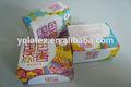 3pcs/box embaladas preservativos masculinos de látex com alta qualidade