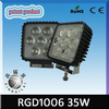 35W Auto Electric Parts RGD1006 Led Work Light Off Road for Auto Parts