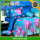 bed sheet material/fiber bedding set/embroidered bed cover