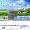 Expanded polystyrene foam interior wall cladding sandwich panel composite