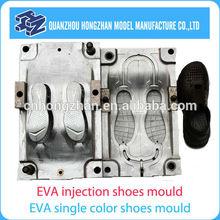 Factory price single color eva shoe mould