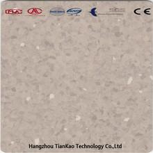 homogeneous pvc vinyl commercial roll floor