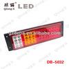 12/24V trucks tail lights LED trailer stop/turn combination light