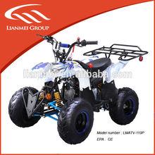 china wholesales manufacture107cc 4 wheel atv Quad Polaris