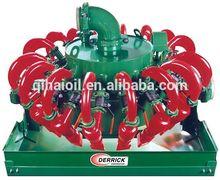 API Oilfield solid control equipment / Desilter