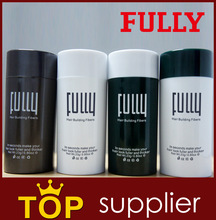 FULLY best hair building fibers for hair loss treatment stock OEM ODM 18 colors