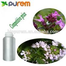 100% Pure Natural thymus mastichina herb oil