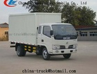 95HP van transporter truck,price of foton van