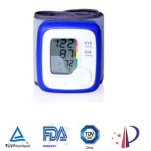 fuzzy logic upper arm blood pressure monitor