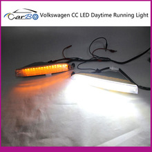 VW CC 2010-2013 color changing yellow turning DRL