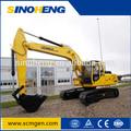 Granja de excavadora grande, 23t maquinaria de excavación xe230c xcmg