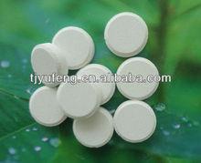pool chlorine tablets